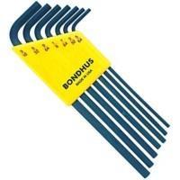 Projahn Forets Set 50tlg HSS-Co 5/% DIN 338 Type UF-L Ø 1-5,9mm 60341 métal